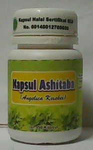 kapsul ashitana murni daun ashitaba