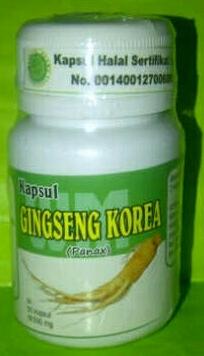 kapsulngingseng  korea