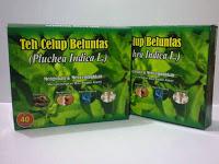Teh Celup Beluntas